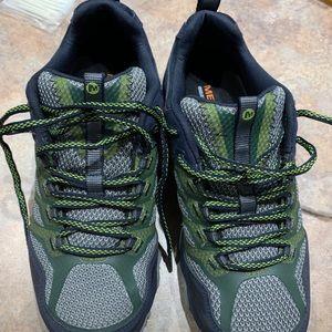 Merrel men's athletic shoes